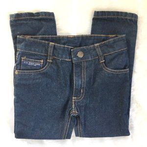 TODDLER U.S. POLO ASSN. Jeans SIZE 5